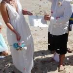 Andrew & Andrea at Carlton Beach