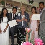 Double Wedding - Tula & Sabitra, Robin & Leena