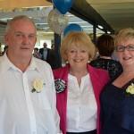 Teresa & Mick at Tasmania Golf Club